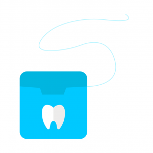 Flossing with Lifestyle Dental Clinic
